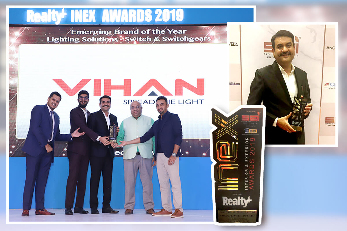 Realty+ INEX Awards 2019