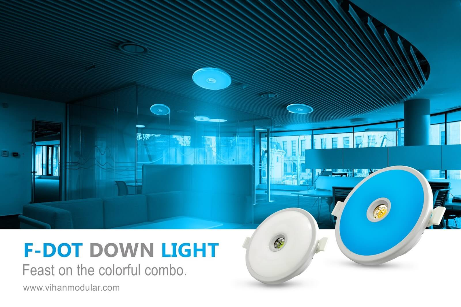 Dual Color Emission Lighting