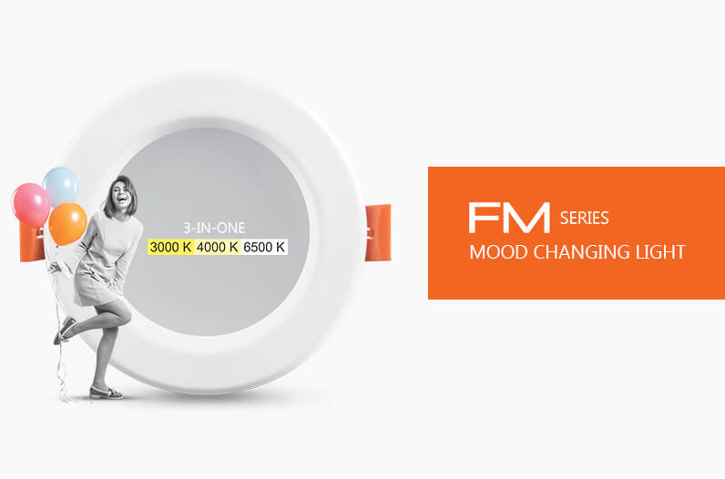 FM Series Mood Light