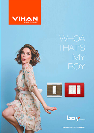 Vihan boy Modular Catalogue