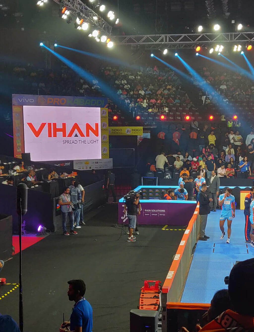 Vivo Pro Kabaddi League Event