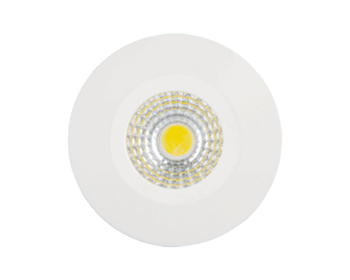 Caby Round led Light