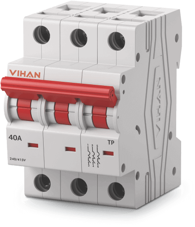 vihan Isolator Triple  Pole